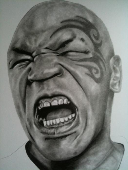 Mike Tyson by vlad